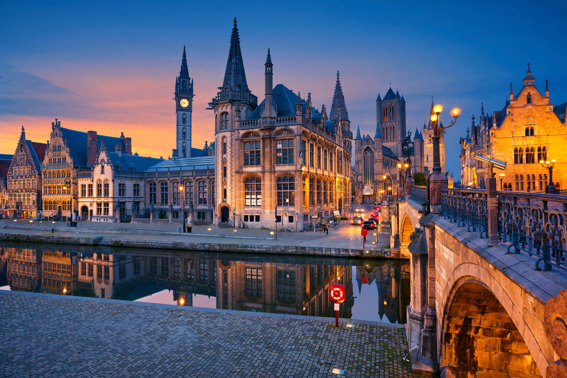 Belgium: Search Year Program Introduced for Recent Grads