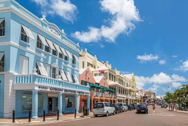 Bermuda: Update on Restricted and Closed Job Categories