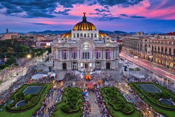Mexico: Improvements to Consular Services in North America